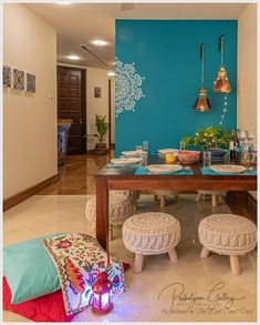 India Home Decor, Home Decor Ideas, Ethnic Home Decor, Home Decor Furniture, Home Decor Bedroom, Diy Room Decor, Indian Interior Design, Indian Home Design, Indian Bedroom Design