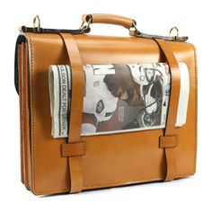 Alfred Wallace Briefcase