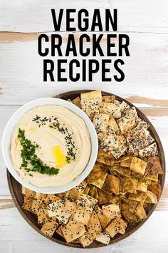Vegan Cracker Recipes