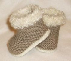 Finally!! SNUGboots© by Tracey - the pattern!! I have been working on this pattern for a very very very long time, and am now pleased with the finished product. Inspired by our great Australian iconic UGG BOOTS, my adorable SNUGboots© by Tracey will have bubby's pram a-rockin with these kick-butt winter boots! Knitted in 8 ply acrylic with a tiny bit of crochet trim, these are easy and quick to whip up and make fabulous boots in different colour combinations. SNUGboots© by Tracey are the…