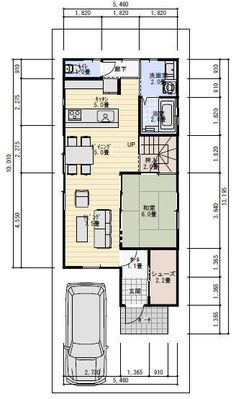 My House Plans, House Layout Plans, House Layouts, One Story Homes, House Elevation, Story House, Floor Plans, House Design, Flooring