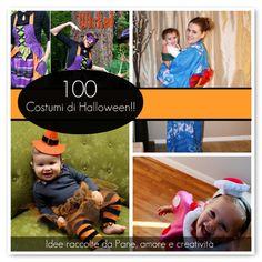 100 costumi di Halloween