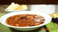 With this dry bean mix made in advance, soup's ready when you are. Dry Soup Mix, Soup Mixes, Mix Video, Cooking Recipes, Healthy Recipes, Easy Recipes, Lentil Soup Recipes, Ham And Bean Soup, Dried Beans
