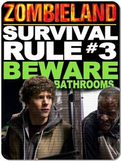 Zombieland rule #3