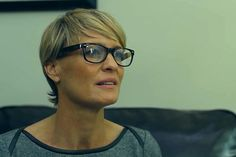 house of cards claire underwood style episode 7-2-raybans and grey flare dress still crop