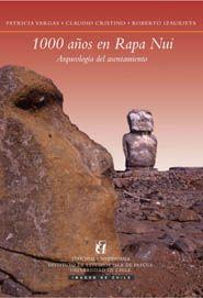 Este libro presenta un valioso corpus de información obtenido y sistematizado en tres décadas de exploración arqueológica de Rapa Nui, que nos brinda una nueva y significativa visión de su pasado. Mas bien técnico, nos muestra sin embargo en forma sencilla algunos complejos problemas acerca del origen, la antigüedad y evolución de esta cultura prehistórica. Localización en biblioteca: 930.1 V297m 2006