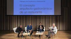 Dani García protagoniza el primer Diálogo de Arquitectura y Gastronomía en el Basque Culinary Center