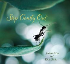 Step Gently Out by Helen Frost http://www.amazon.com/dp/0763656011/ref=cm_sw_r_pi_dp_g5Ivub1KRJ4MT
