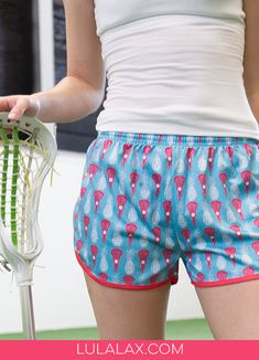 We're on Island Time with these colorful lacrosse shorts, featuring our LuLaLax exclusive stylized pineapple lacrosse stick design! Girls Lacrosse, Lacrosse Sticks, Pineapple Design, Top Girls, Shirt Ideas, Casual Shorts, Pride, Girl Outfits, Colorful