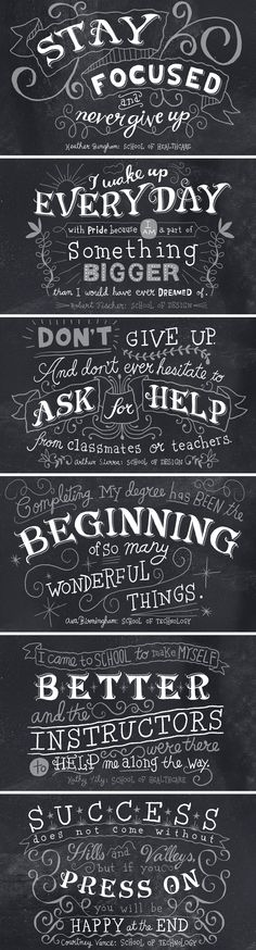 Hand Lettering by Nate Williams http://www.n8w.com/gallery/tags/lettering