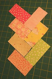 Thrilled to Pieces: Oh, Baby! Braids! Braid Tutorial #quilting #braid #tutorial