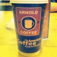 #arnoldcoffee - @elleesseinstagram- #webstagram