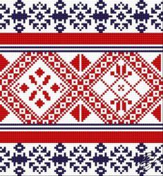 Traditional pattern from Wlodawa VII