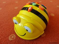 Bee-Bot à l'école....on adore!!