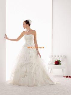 Princess Spring 2014 Appliques Wedding Dresses 2014