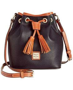 Dooney & Bourke Kendall Drawstring Crossbody Bag - Dooney & Bourke - Handbags & Accessories - Macy's
