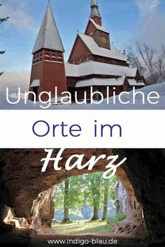 Incredible Places in the Harz Mountains Sightseeing Tips on indigo-blau. - Incredible Places in the Harz Mountains Sightseeing Tips on indigo-blau.de There are many incredib - Germany Destinations, Destinations D'europe, Holiday Destinations, Backpacking Europe, Europe Travel Tips, Italy Travel, Travel Guide, Best Places In Europe, Places To See