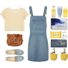 Untitled #282 by pinkandgoldsparkles on Polyvore featuring polyvore fashion style Frame Denim Monki Soludos Warehouse Chloé Monica Vinader Burt's Bees Sisley Paris Aveda Dot & Bo Bormioli Rocco 282 untitled untitled282