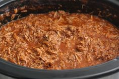 Best slow cooked pulled pork recipe ever. No bottle barbecue sauce full of preservatives. We made this and put it over sweet potatoes. DELICIOUS!