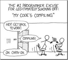 Compiling... now!