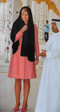 kleding bedekken in moskee