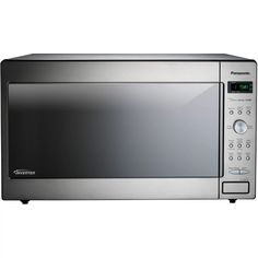 Refurbished Emerson 1.5 cu ft 1000-Watt Microwave with Convection Grill…