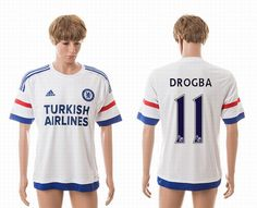 2015-2016 Chelsea thai version soccer jerseys 08