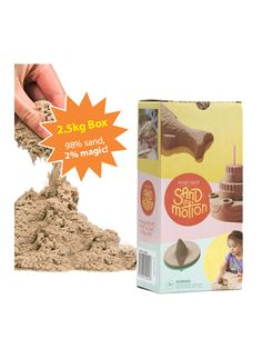 Kinetic Sand 2.5kg | BuyMyThings