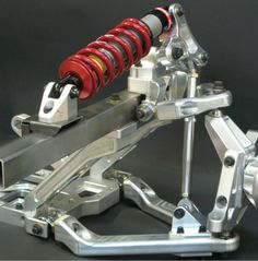 Get The Right Suspension For Your Mustang With Mustang & Fords Performance Suspension Guide - Modified Mustangs & Fords Magazine Cantilever Suspension, Suspension Design, Kart Cross, Homemade Go Kart, Reverse Trike, Rc Autos, Sand Rail, Buggy, Mechanical Design