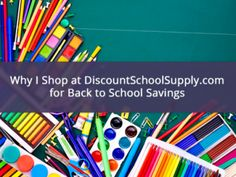 DiscountSchoolSupply.com: Get the Lowest Price on Back-to-School Supplies (110% Guaranteed!)