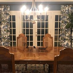 BLUE Green curtains blue ikat curtains THIBAUT curtains curtain panels light blue and white drapes lotus curtains flower l Fabric Window Shades, Color Block Curtains, Ikat Curtains, Door Shades, Custom Curtains, Panel Curtains, Curtain Panels, Gold Curtain Rods, Acrylic Curtain Rods