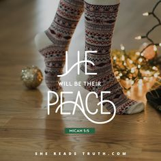 """""""Bethlehem wasn't chosen as the epicenter for redemption because David made it famous. It was chosen for its smallness."""" #worshipfulChistmas #devotional"""