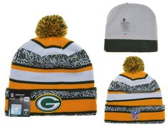 cheap for discount 595d3 35beb NFL GREEN BAY PACKERS BEANIES Sport New Era Knit Hats Caps 03 Packers Team,  Green