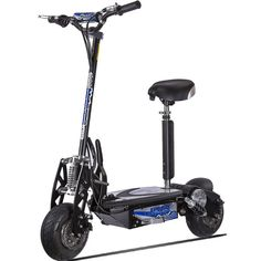 UBERSCOOT 1000W #ELECTRICSCOOTER BY EVO POWERBOARDS. More info visit at: http://rcracingstore.com/