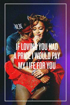 Jayz Ft. Beyonce - On The Run Song Lyrics