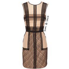 3.1 Phillip Lim Dress with Patchwork Lace