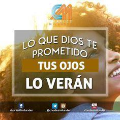 Buenas Tardes. #charlesmilander #God #bless #Dios #palabra #worship #promesas #Jesus #amor