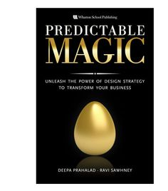 "Predictable Magic presents a complete design process for making the ""magic"" happen—over and over again."