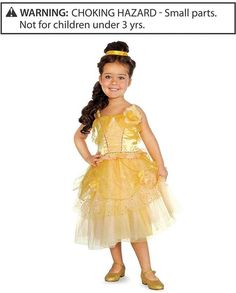 c467188bdd4f6 Disney's® Beauty And The Beast Costume, Toddler Girls (2T-5T) & Reviews -  Toys & Games - Kids - Macy's