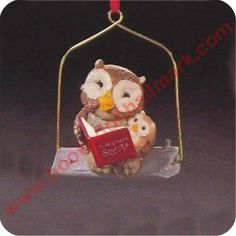 1986 Happy Christmas to Owl - DB