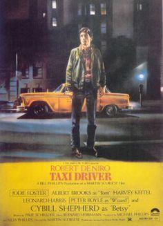 Taxi driver, de Martin Scorcese