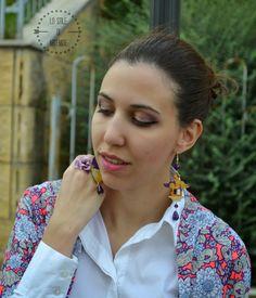 Lebole Gioielli: gli orecchini giunti da lontano - Lo stile di Artemide
