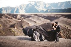 Beautiful scenic prewedding photo idea   Project by MORDEN http://www.bridestory.com/morden/projects/your-kiss