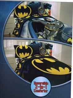Batman 4pc Twin Comforter and Sheet Set Bedding Collection Batman http://www.amazon.com/dp/B00HGIOGM2/ref=cm_sw_r_pi_dp_hdV0tb1MVHEWK86K