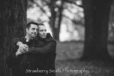 Couple Portrait - Male Couple