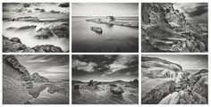 海岸如歌的行板 張致文 攝影 150x300cm