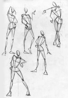Fashion-Sketching Basics