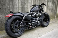 2010 Harley Davidson Forty-Eight Blacked-Out