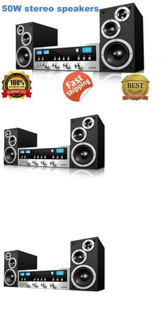 Compact and Shelf Stereos: Stereo System Retro Bluetooth Classic Cd Player Fm Radio Aux Wireless Music Home -> BUY IT NOW ONLY: $117.79 on eBay!