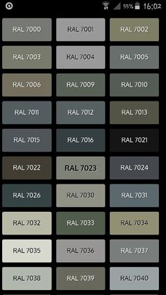 Our garage door is RAL 7038 Room Colors, House Colors, Ral Colours, Paint Colours, Colour Schemes, Exterior Colors, House Painting, Colorful Interiors, Color Inspiration